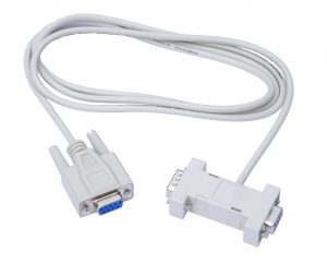 Serial port sniffer lead