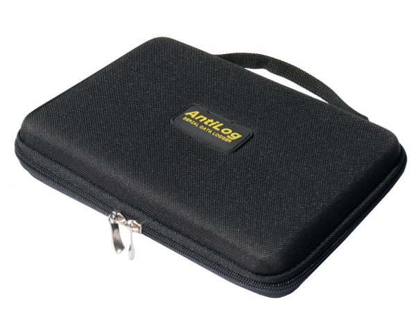 Zip up carry case