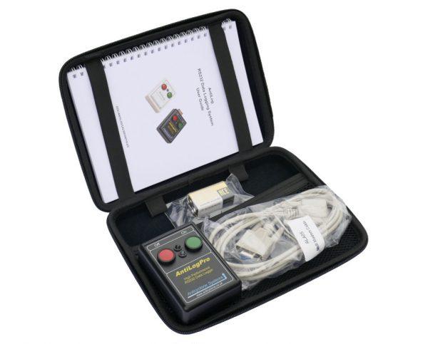 AntiLogPro Boxed Zip Up Case Contents