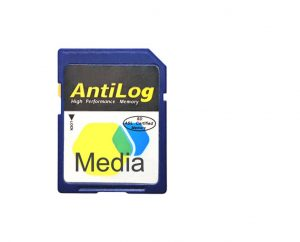 AntiLog and AntiLogPro SD media